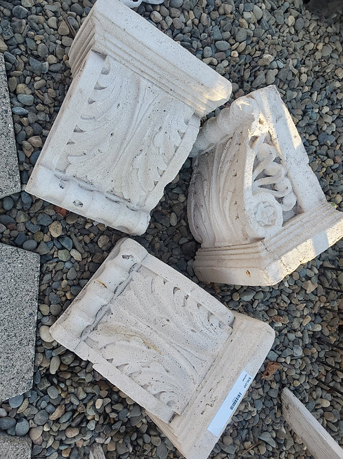 Cement Corbel - 3 available