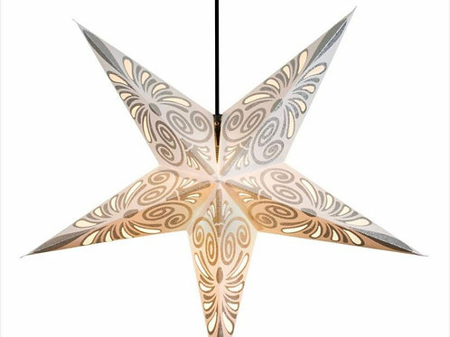 Illuminating Paper Star Light - Available for pickup 4/23