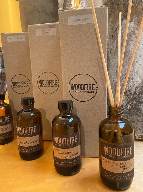 Woodfire Reed Essentials - Choose your scent!