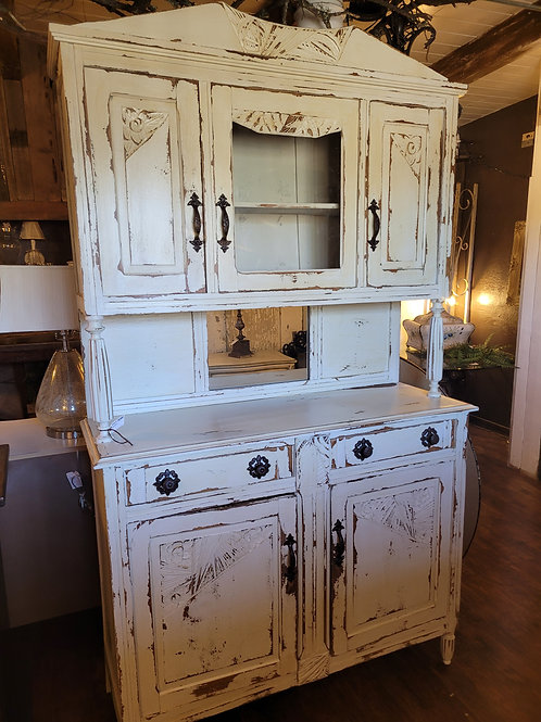 Antique Hutch - One of a Kind!