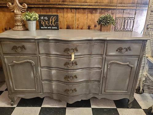 Vintage French Provincial Buffet / Dresser
