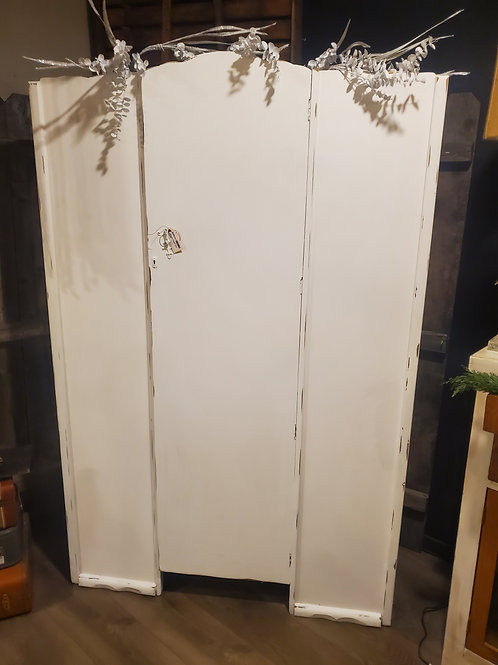 Antique Shabby Chic Closet/Armoire