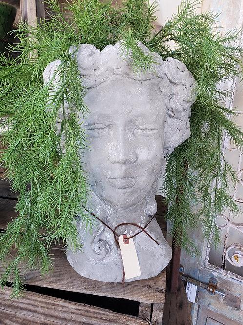 Lady Head Cement Head