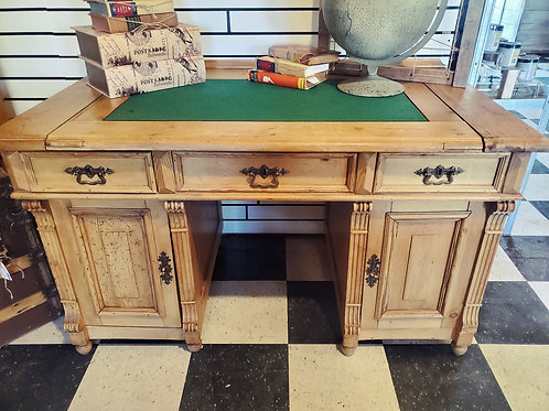 Antique Spanish Pine Desk