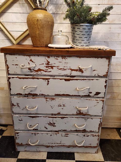 Reclaimed Wood Top Dresser