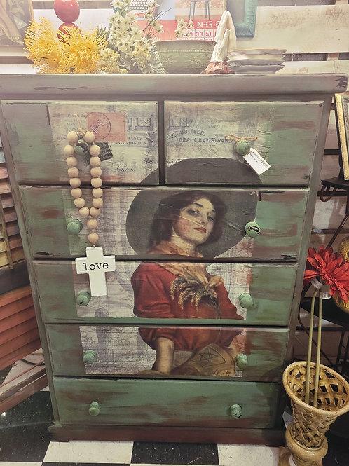 Boho Dresser