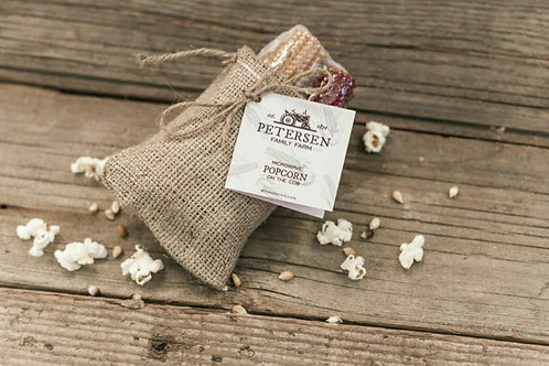 Popcorn On The Cob (in burlap bag)