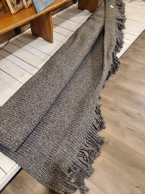 10x14 Charcoal Rug - Brand new!