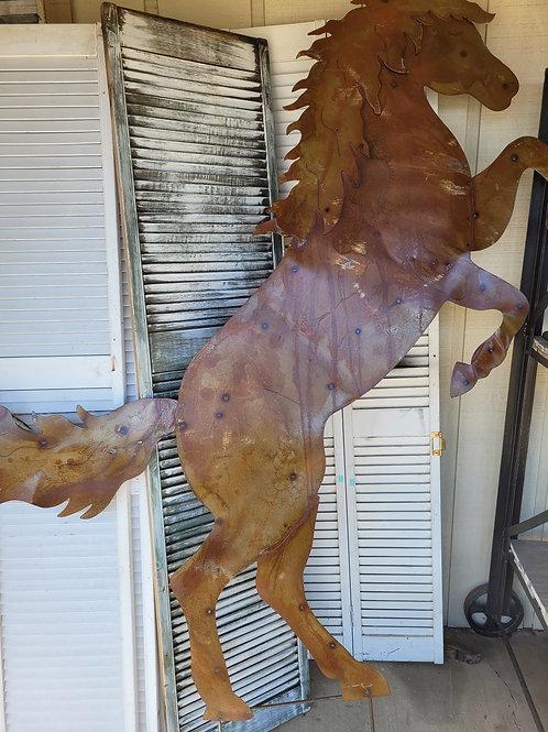 7' Tall Horse Stake