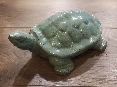 "Glazed Turtle 10"" long"