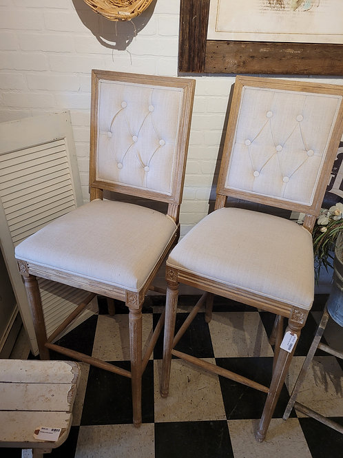 Set of 2 World Market Barstools