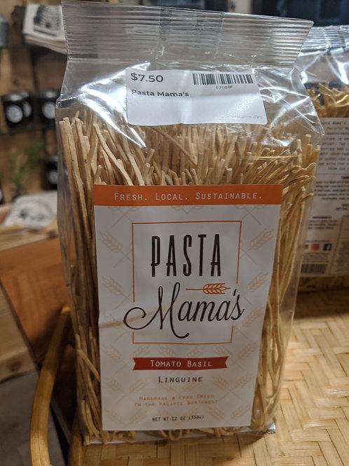 Pasta Mama's  Tomato basil linguine