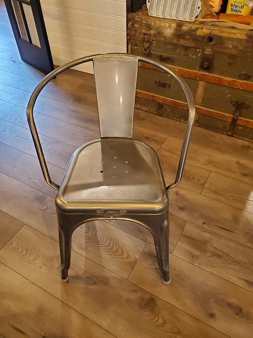 Set of 4 Silver Chairs
