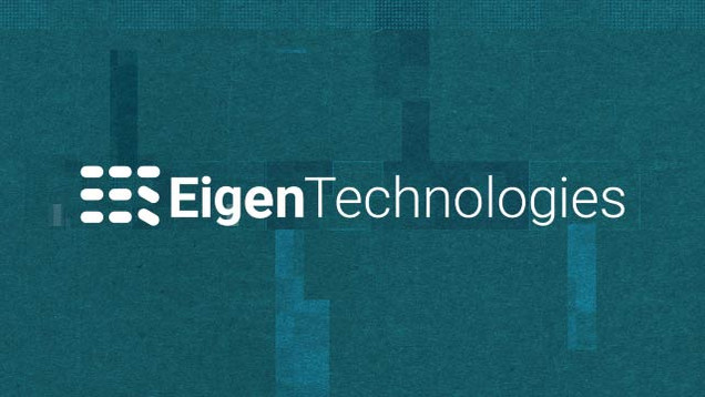 Eigen Technologies: Explainer Video