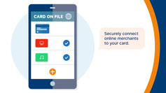 Navy Federal Credit Union: Card on File