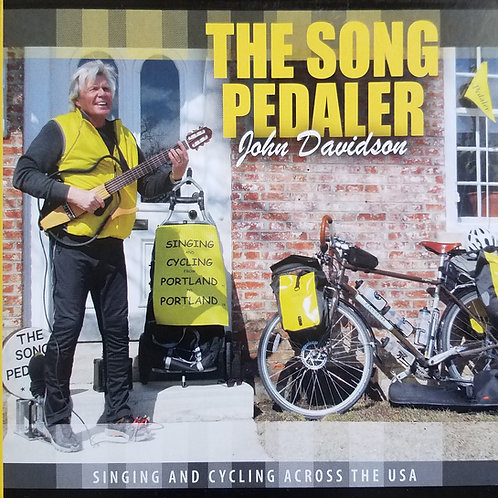 The Song Pedaler (CD)
