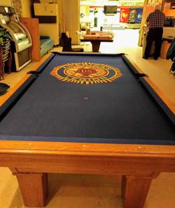 tattler pool table