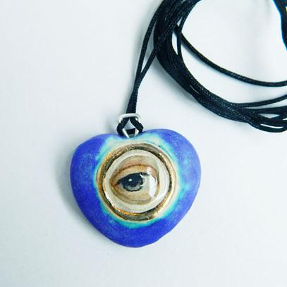 Medalion LVE My Blue Heart I