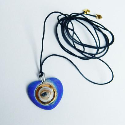 Medalion LVE My Blue Heart II