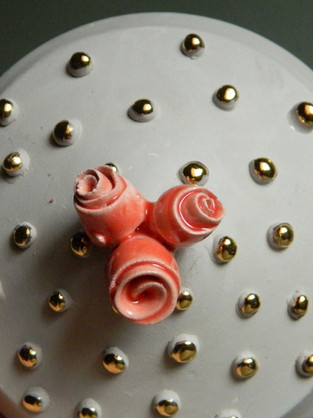 Ceainic Pastel Roses