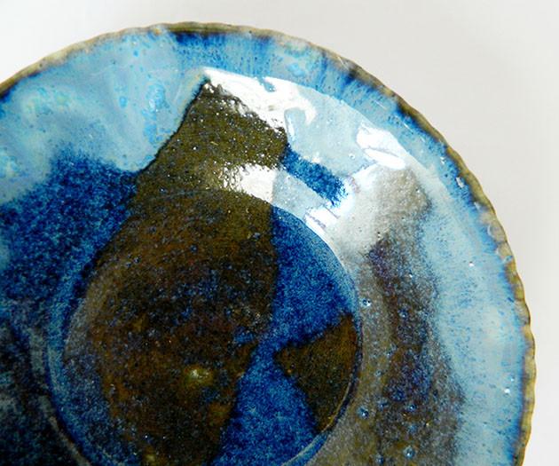 Farfurie Deepest Blue