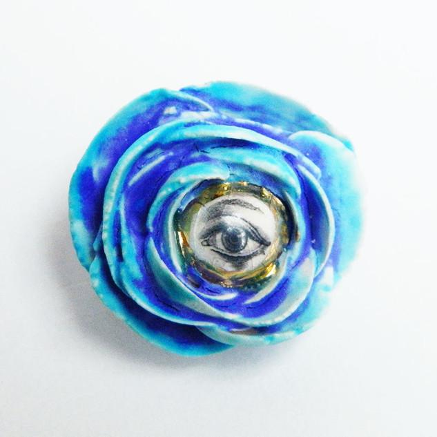 Brosa LVE Blue Flower I