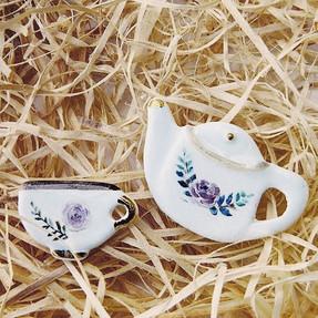 Set Brose Martisor Tea Time