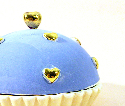 Cupcake Sugar&Blue