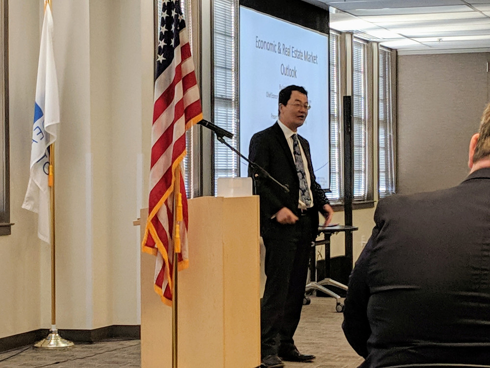 NAR Chief Economist, Dr. Lawrence Yun