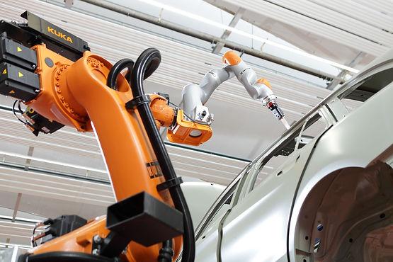 Kuka collaborative robot, collaborative robot safety