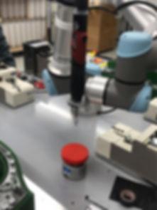 UR5e collaborative robot safety