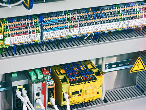 Safety related control system