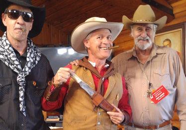Knife Raffle Winner Smokin Gun