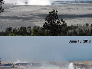 After the Hawaii Volcano Eruption...good news