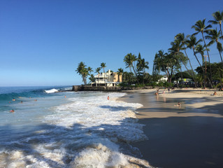 Summer is a Good Time to Visit Hawaii