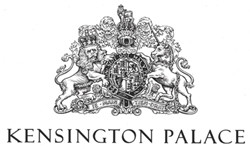 A letter from Kensington Palace