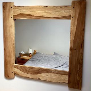 Bespoke wall mirror