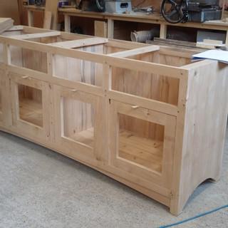 Arts and Crafts Dresser (WIP)