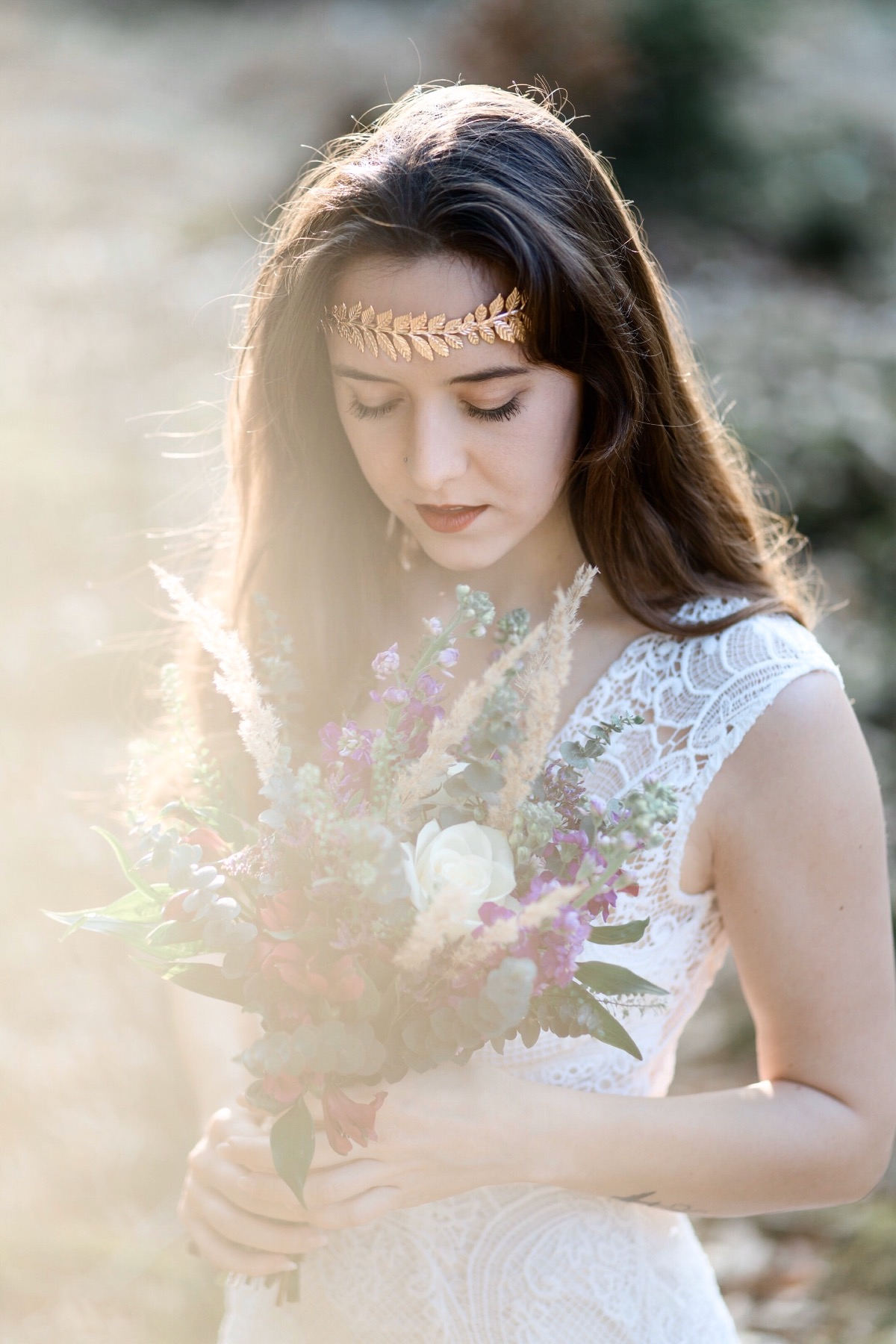 Hochzeitsfotografin Boho