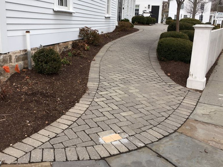 Old Lyme Witness Stones featured in LymeLine