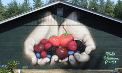 Point Roberts Mural