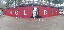 Holden Memorial Mural