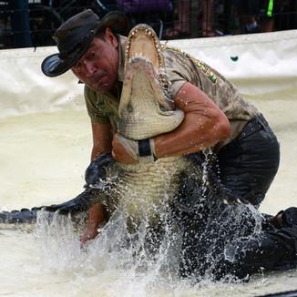 Kachunga & The Alligator Show