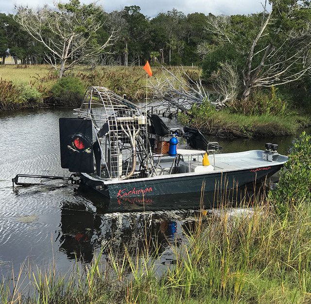 Kuchanga Airboat Adventures