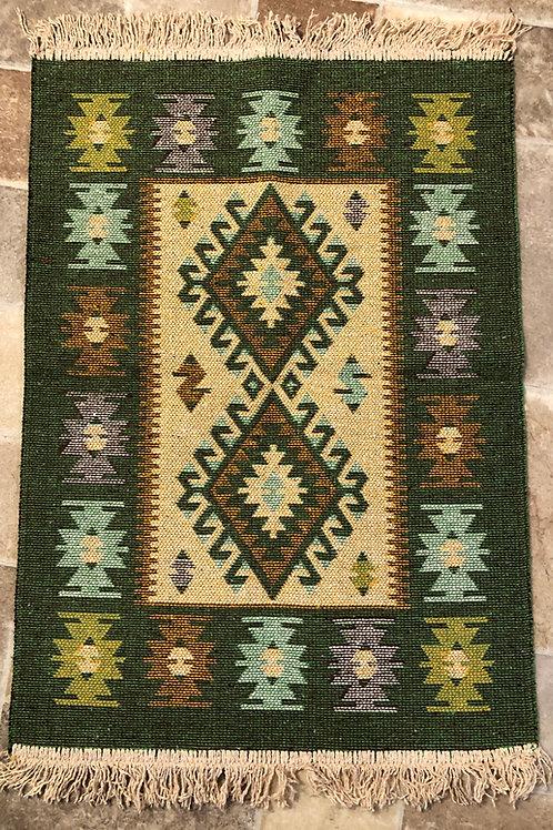 トルコ 機械織りキリム