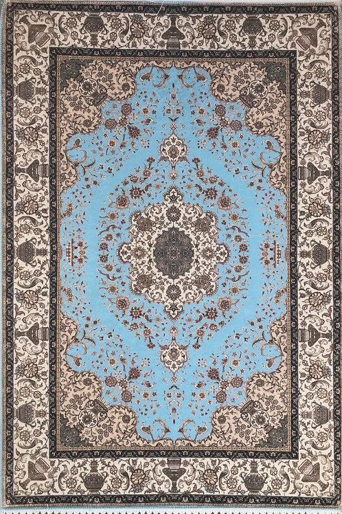 トルコ絨毯レプリカ玄関マット60x90cm