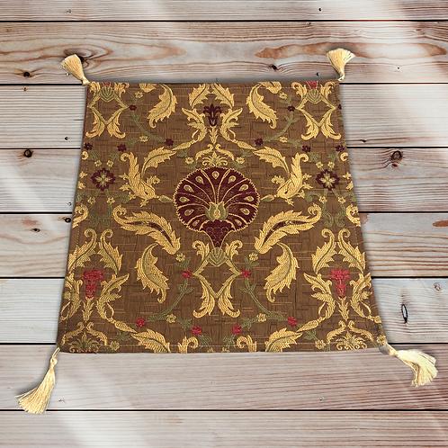 トルコ クッションカバーlux ottoman floral