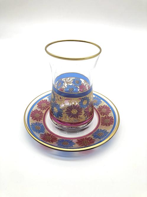 トルコチャイグラス