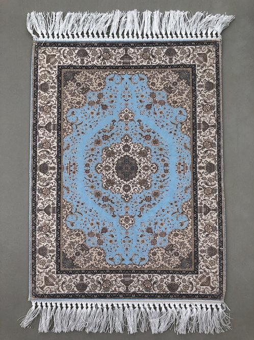 トルコ絨毯レプリカ玄関マット