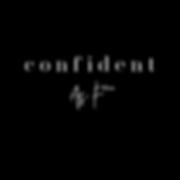 CONFIDENT AF Program Logo Transparent (1